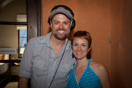 Bob Schneider and Erin Ivey for Love, Hope, Strength