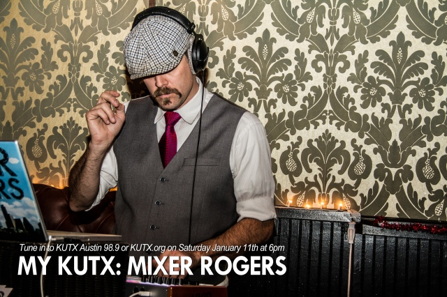 Mixer Rogers My KUTX