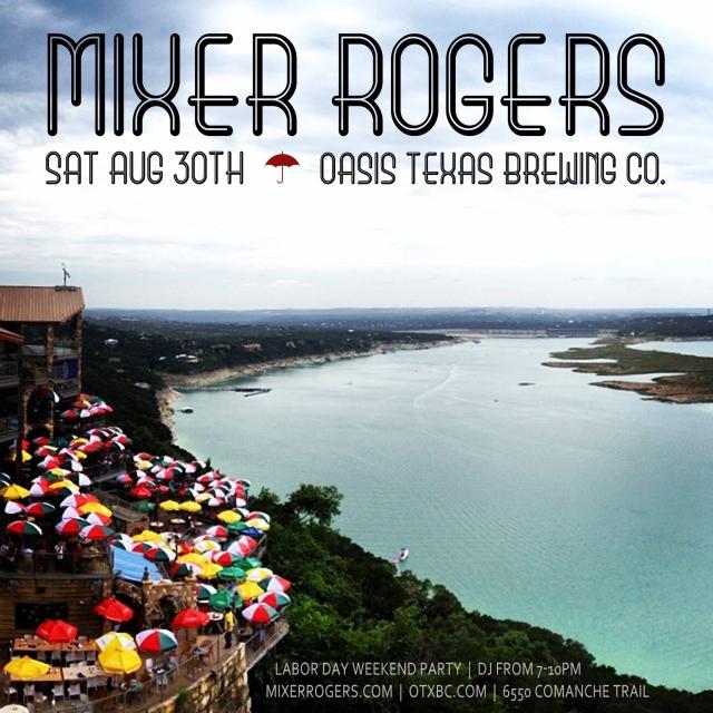 Mixer Rogers Oasis1