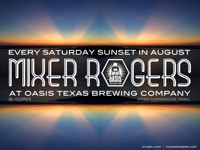 Mixer Rogers Oasis 3.5