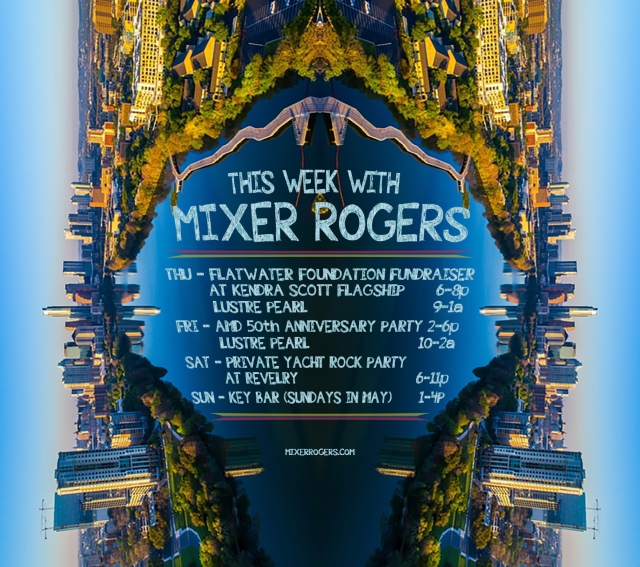 MIXER ROGERS MAY 2019