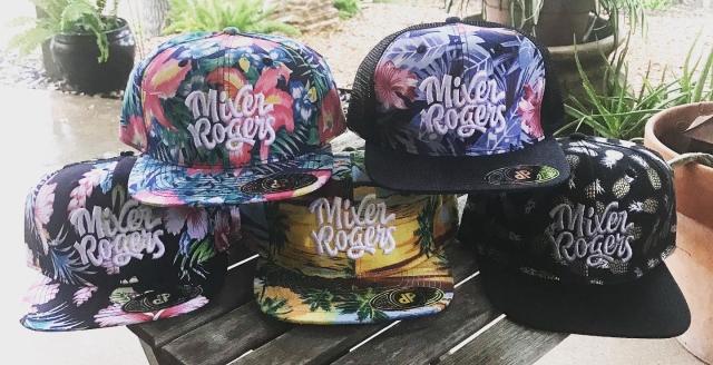 Mixer Rogers Hats